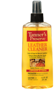 Tainners Preserve cleaner